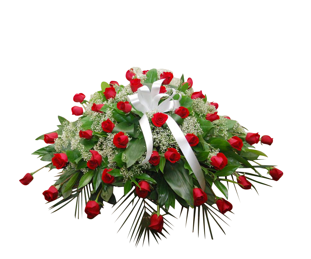 Casket Spray 60 Roses